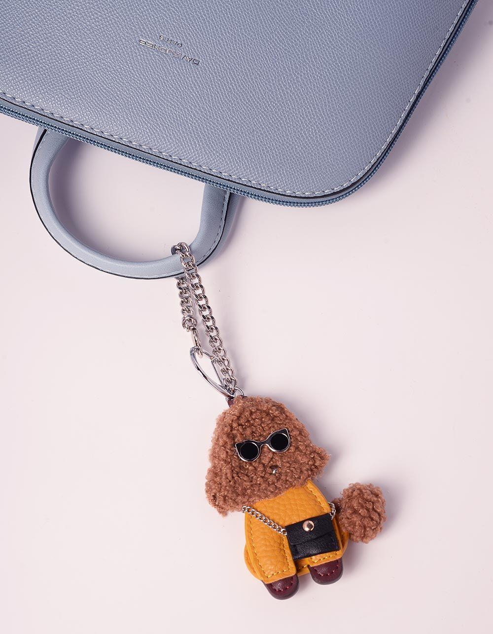 Брелок на сумку у вигляді песика | 239485-34-XX