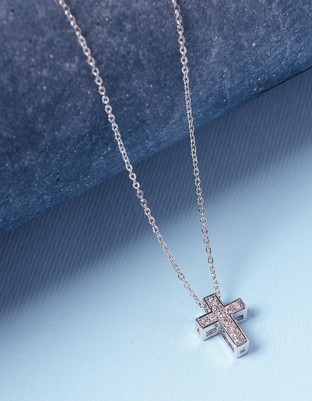 Підвіска з хрестом | 236246-06-XX