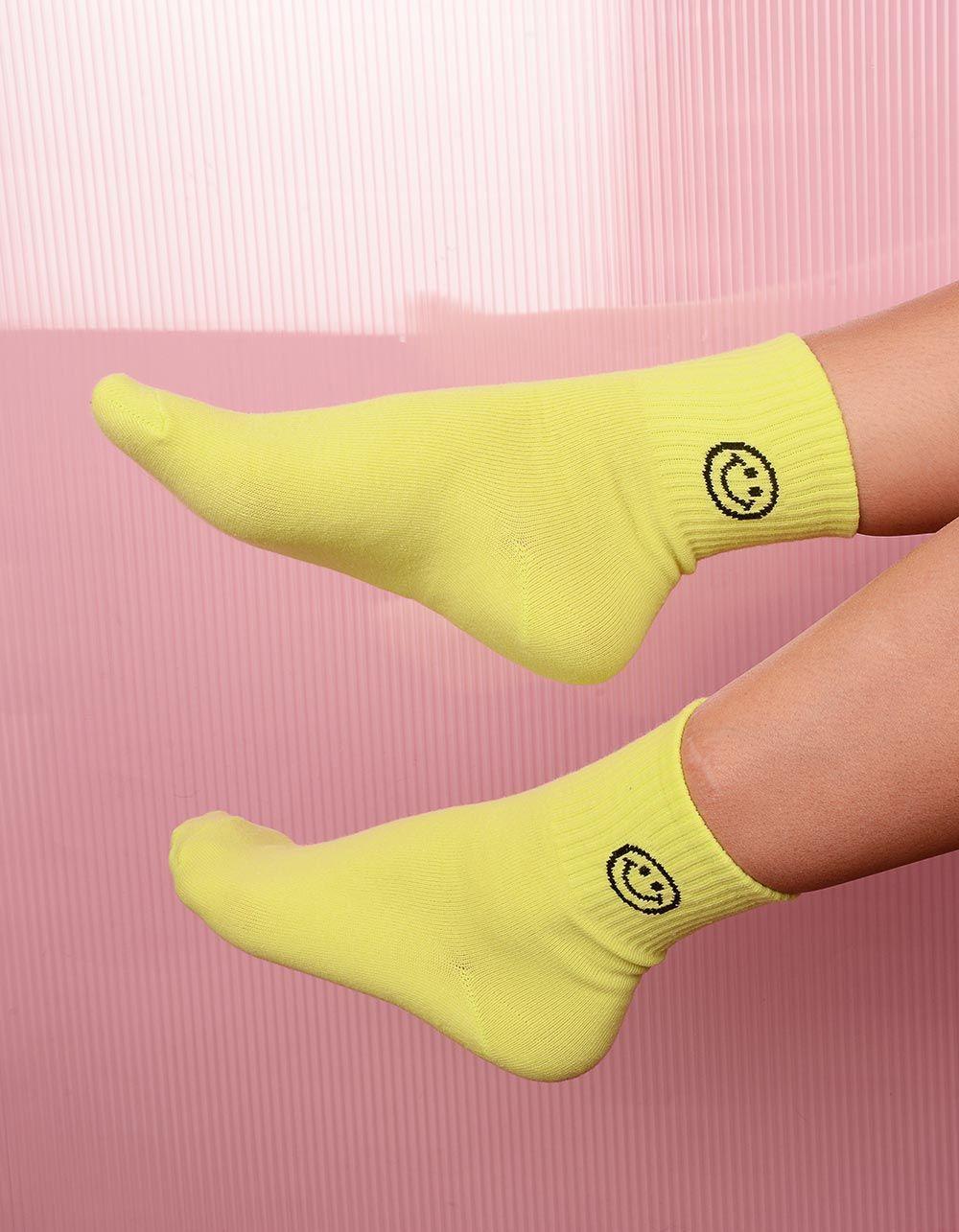 Шкарпетки зі смайликом   238523-19-XX