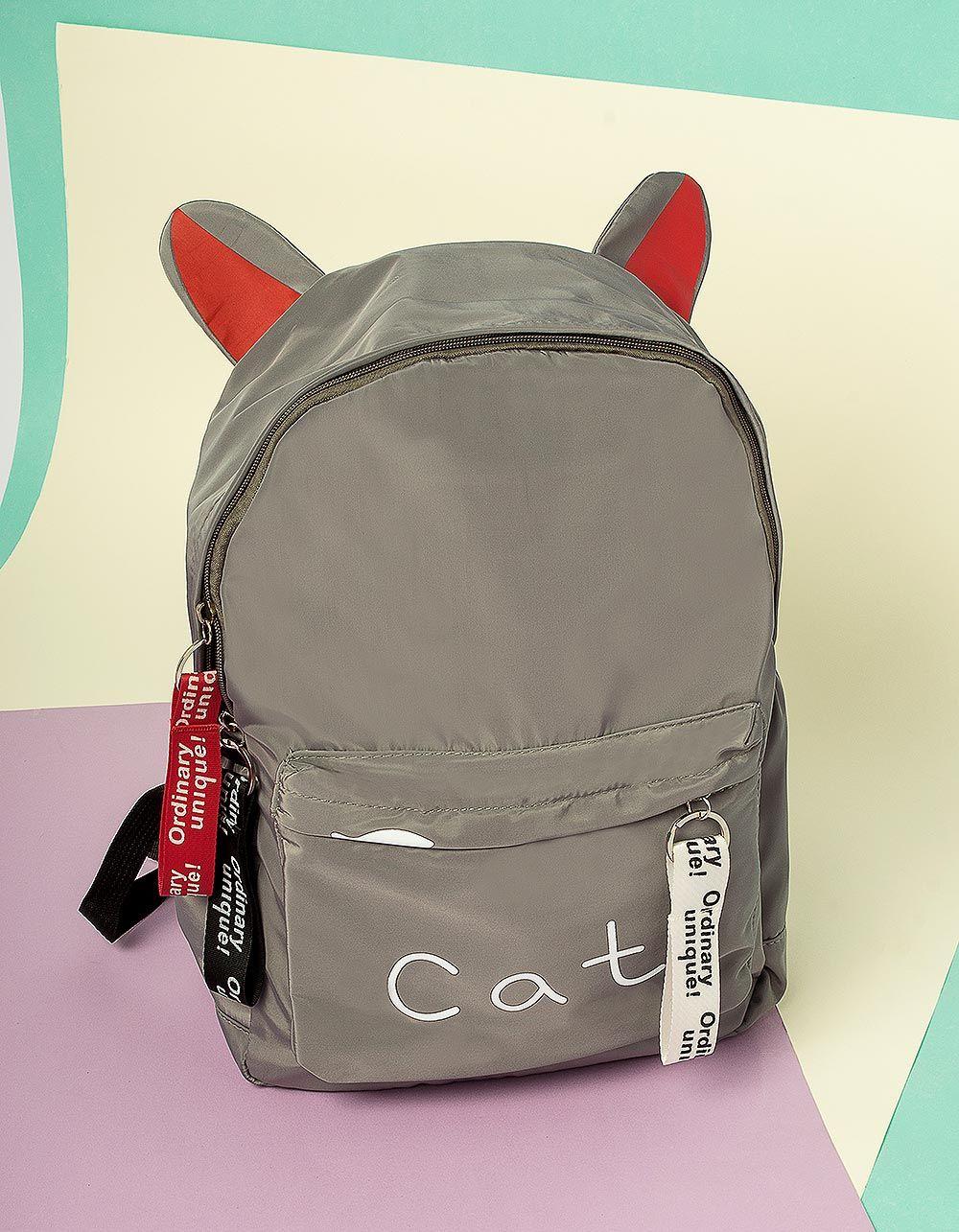 Рюкзак молодіжний з вушками | 231241-11-XX