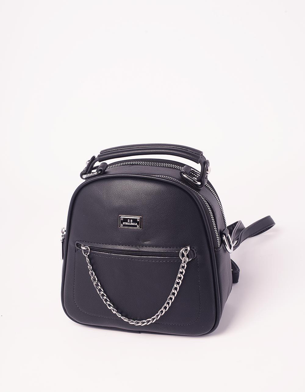Рюкзак трансформер з ланцюжком з двома відділами | 240464-02-XX