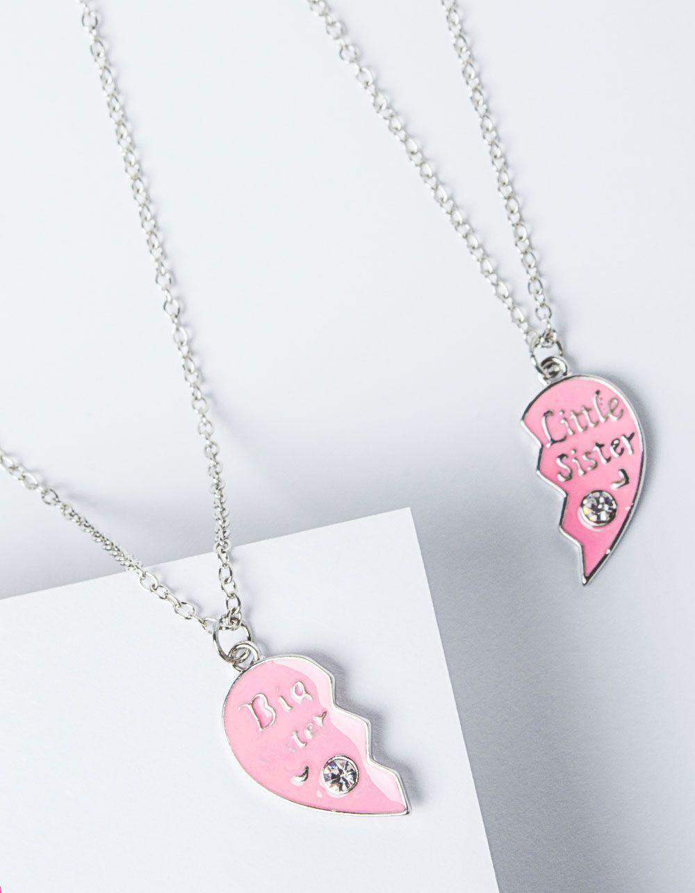 Підвіска френди парна з кулонами у вигляді серця   227818-70-XX