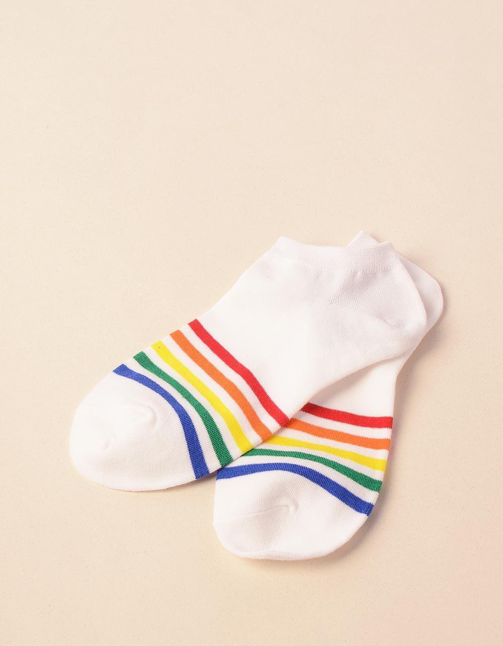 Шкарпетки смугасті | 241169-01-XX