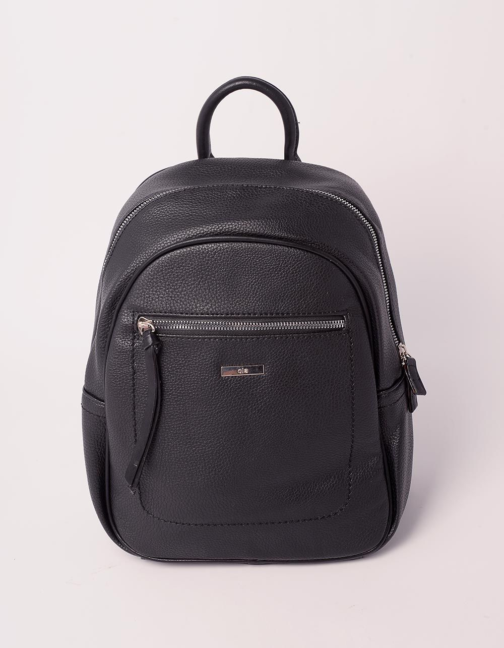 Рюкзак на блискавці з кишенею | 237551-02-XX