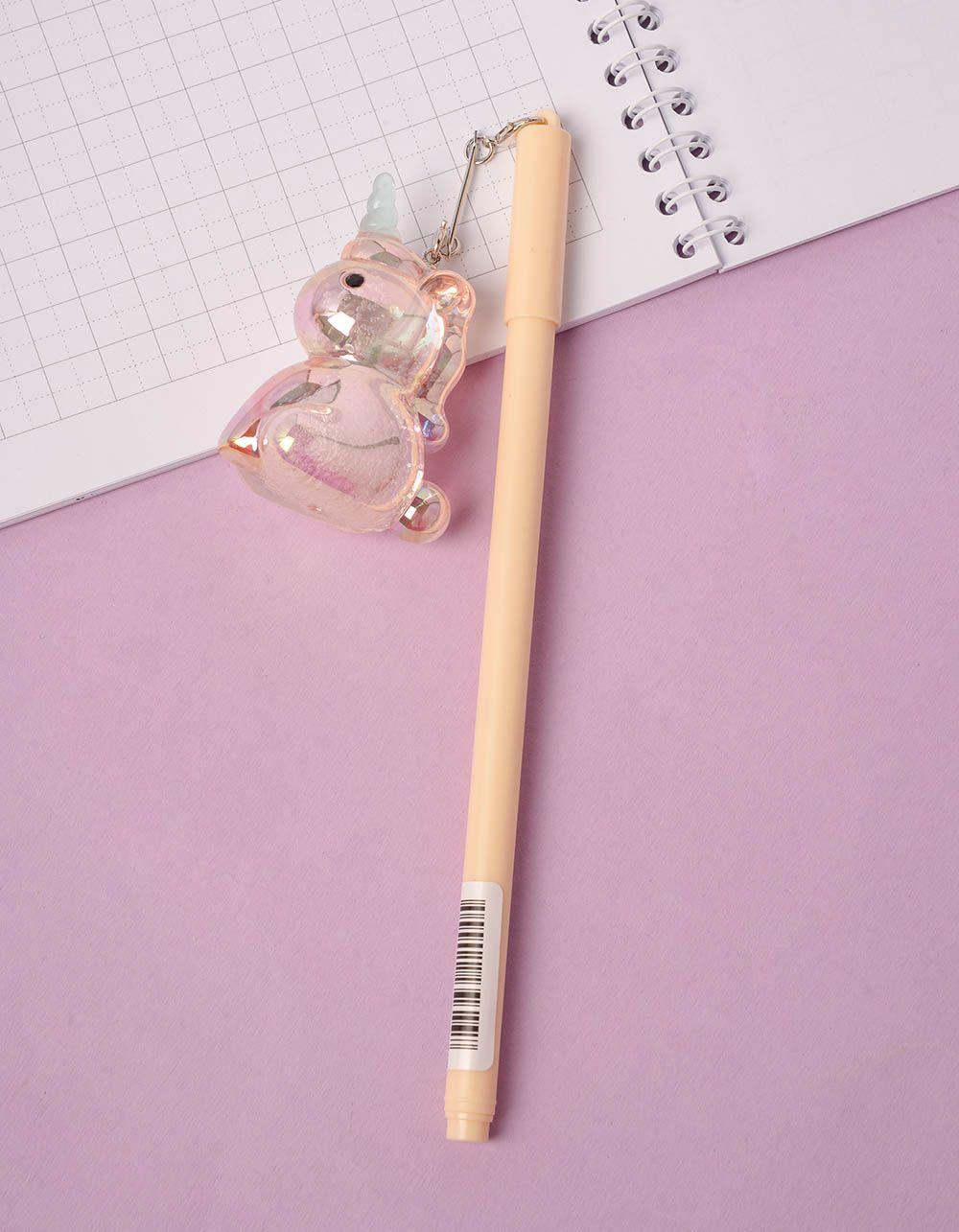 Ручка з брелоком єдинорогом | 237939-22-XX