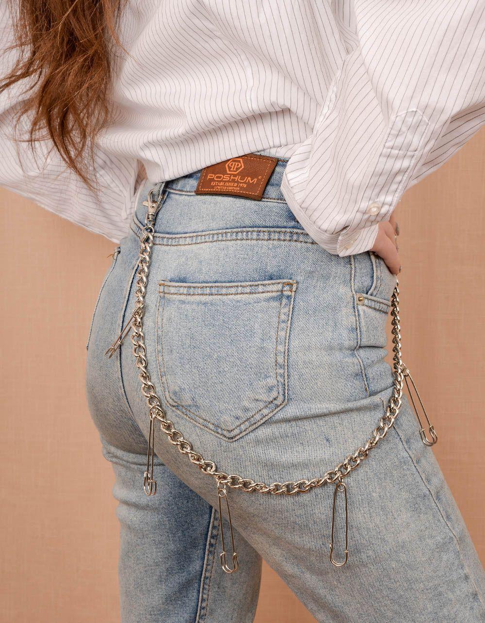 Ланцюжок для одягу з булавками | 240126-05-XX