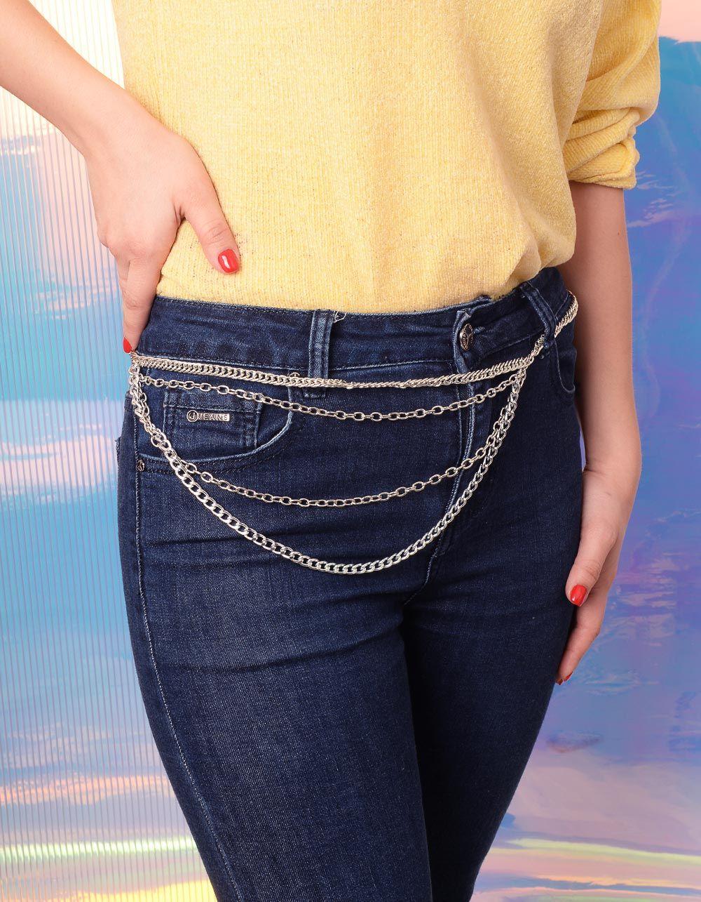 Ланцюжок для одягу подвійний | 239435-05-XX