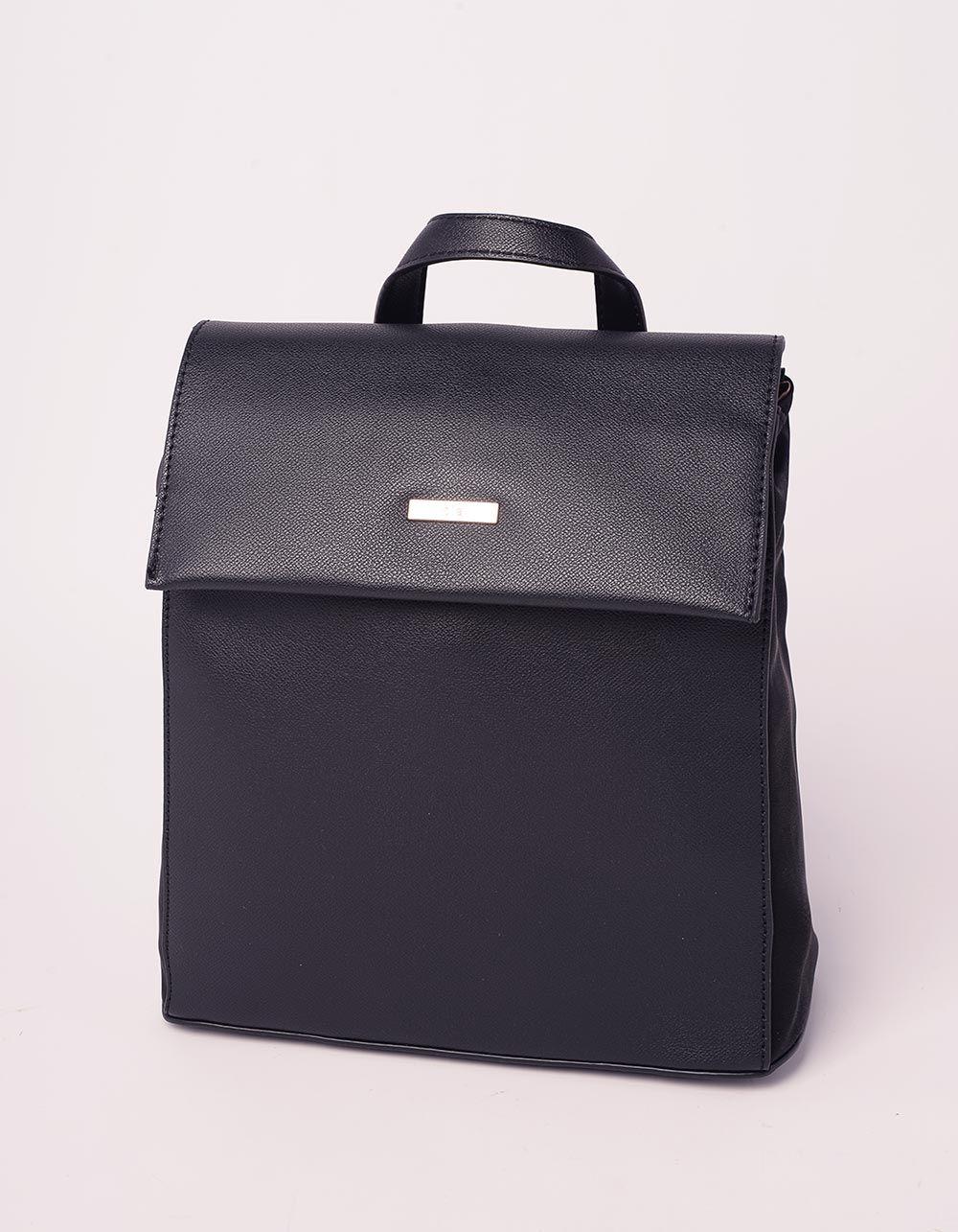 Рюкзак з клапаном на два відділи | 237554-02-XX