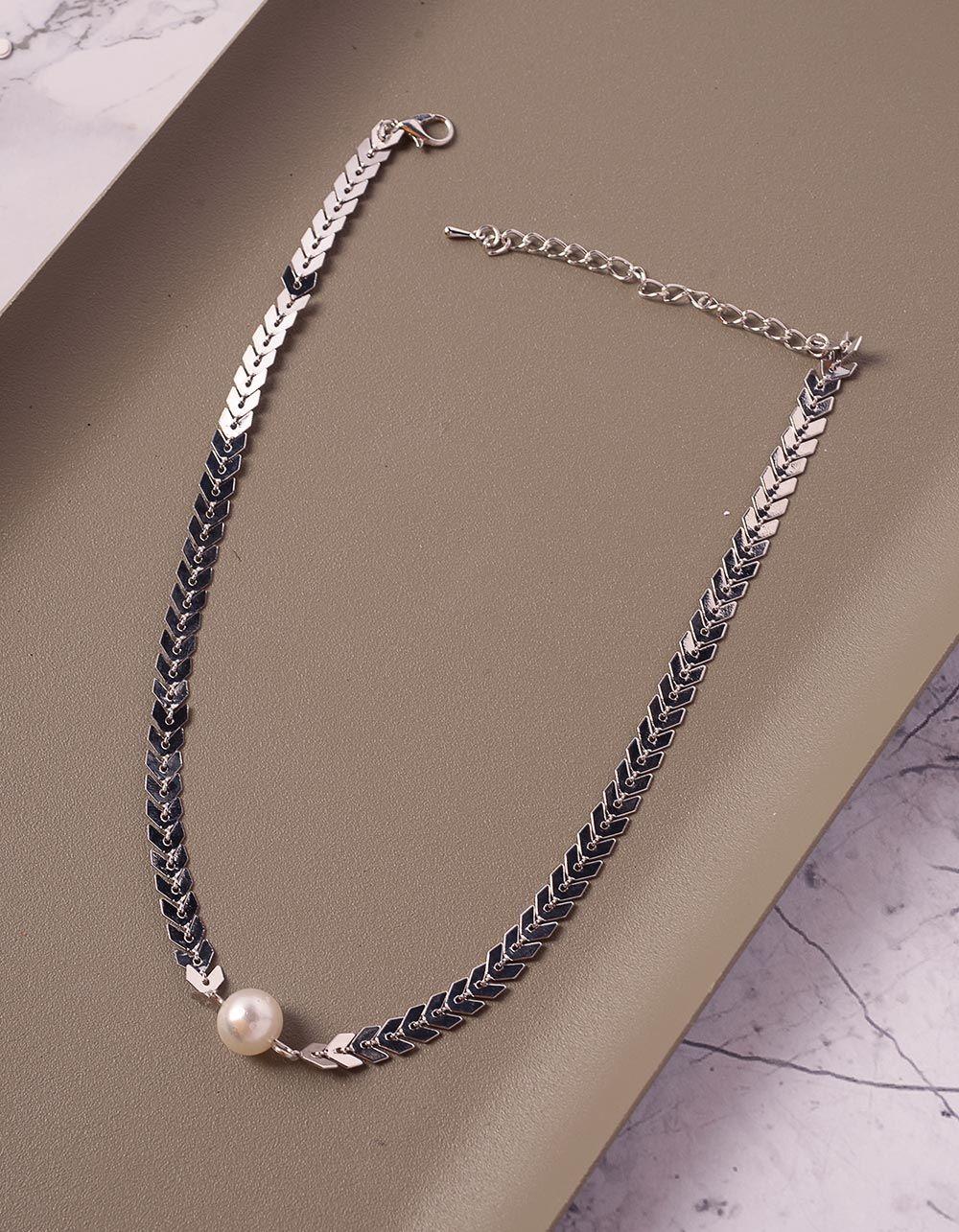 Підвіска на шию з перлиною | 239715-05-XX