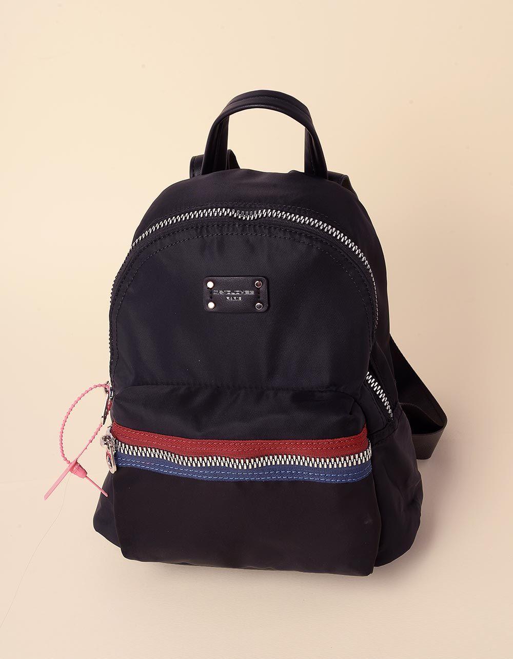 Рюкзак для міста зі смужками на кишені | 237483-02-XX