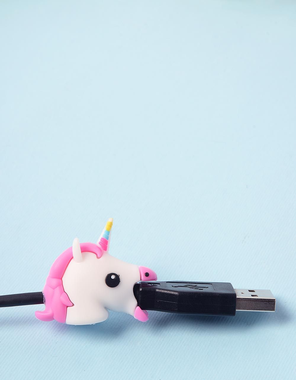 Захист для кабелю у вигляді єдинорога | 235770-01-XX