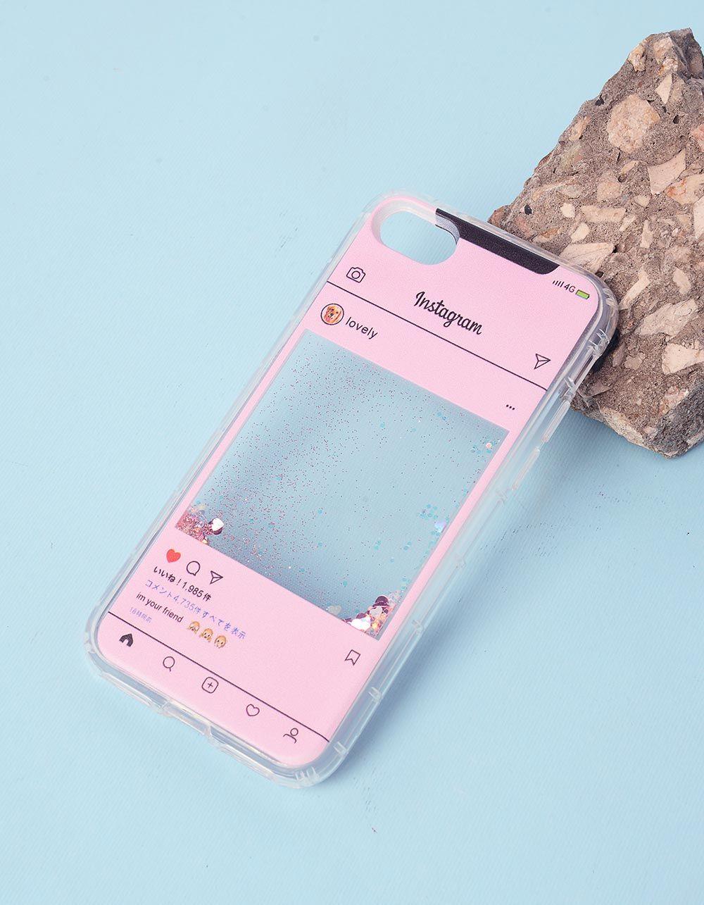 Чохол для телефону iрhone7/8 apple універсальний з блискітками | 237889-14-XX