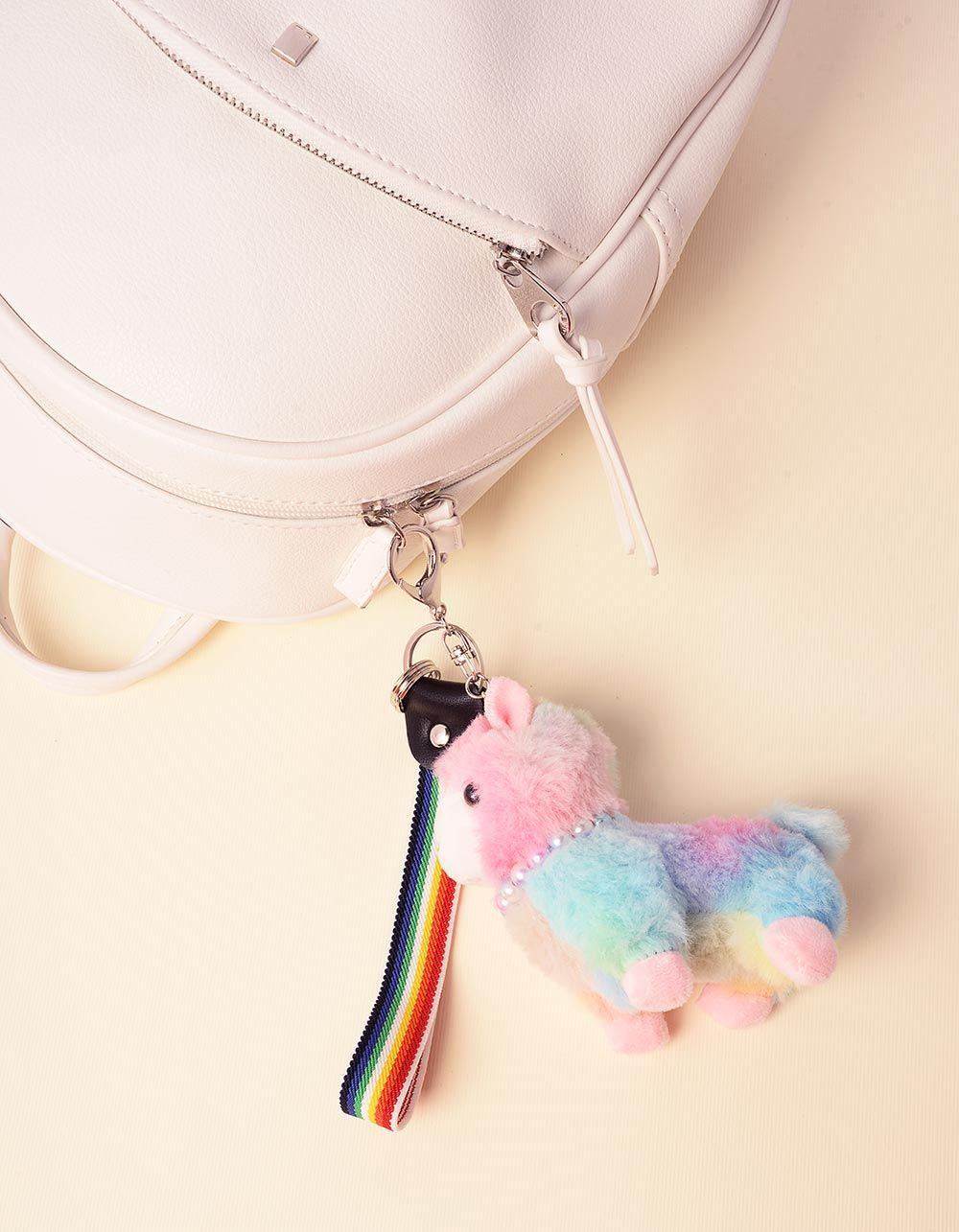 Брелок на сумку у вигляді  альпака | 238219-21-XX
