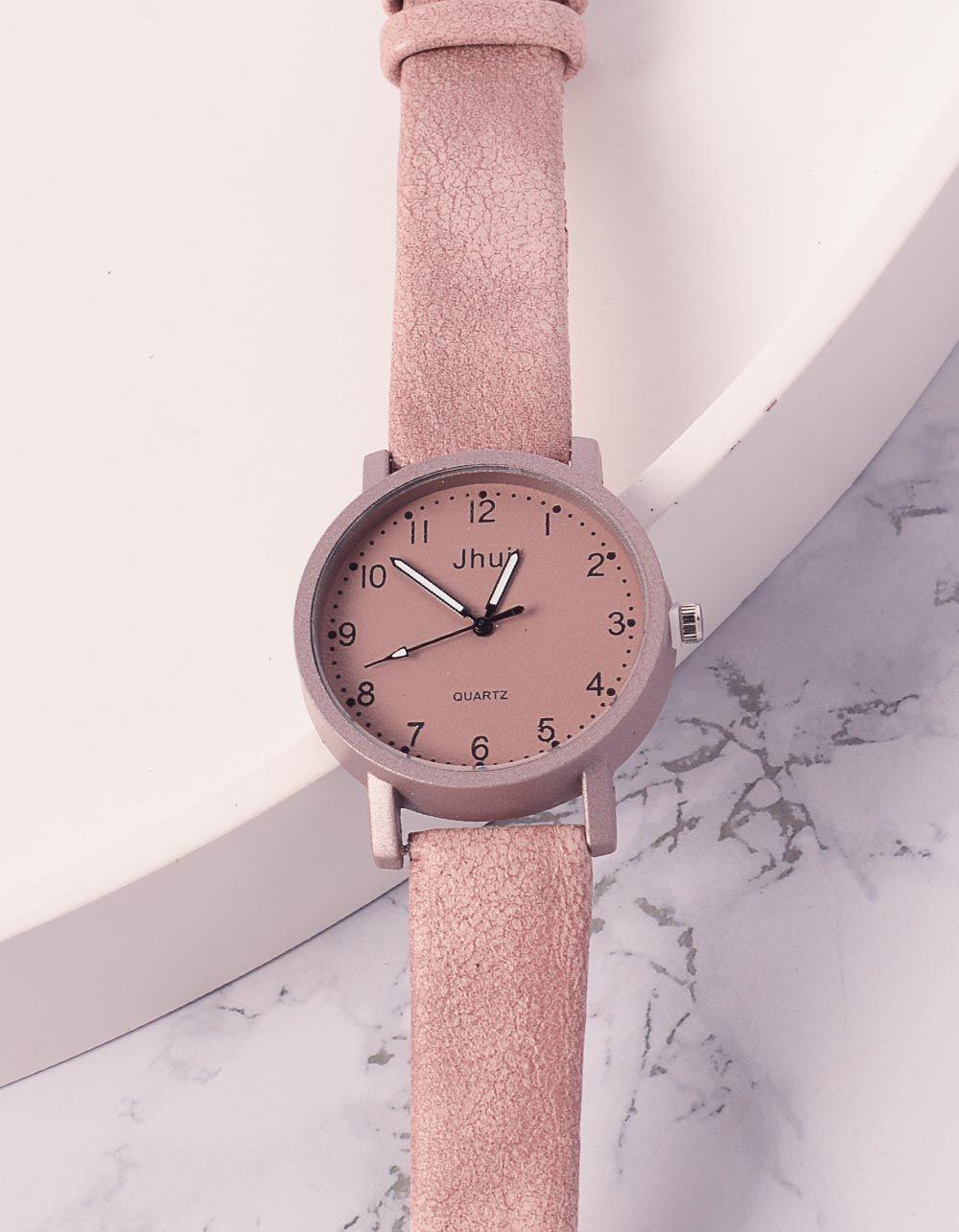 Годинник на руку з круглим циферблатом | 237305-71-XX