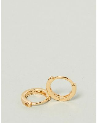 Сережки кільця маленькі | 230474-04-XX