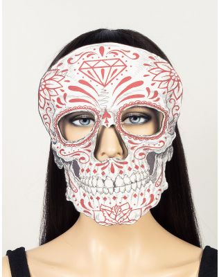Маска к хеллоуину в виде черепа | 227105-15-XX