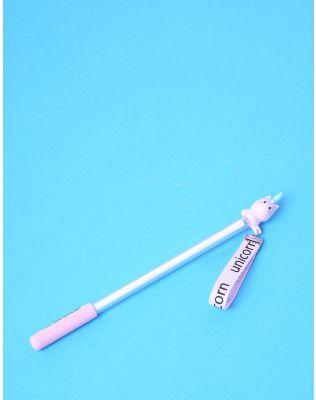 Ручка з єдинорогом | 236770-03-XX