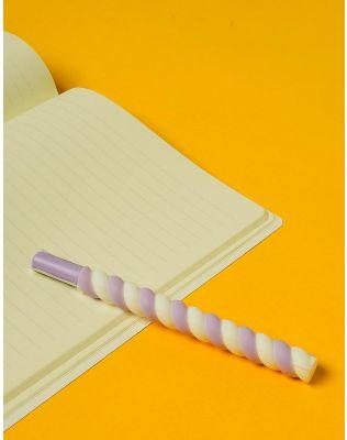 Ручка з рельєфними спіральними смужками | 232194-03-XX