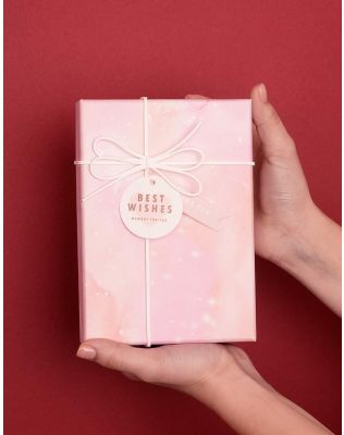 Коробка подарункова з бантом 6 х 17 х 6 см | 239656-14-XX