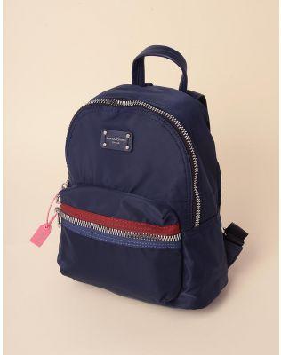 Рюкзак для міста зі смужками на кишені   237483-30-XX