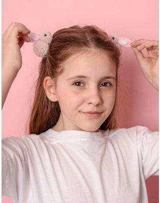 Шпилька для волосся парна з зайчиками | 236383-71-XX