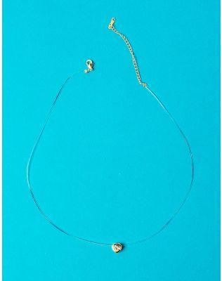 Підвіска з кулоном у вигляді серця | 227018-08-XX