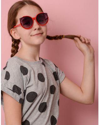 Окуляри лисенята дитячі сонцезахисні | 236191-15-XX
