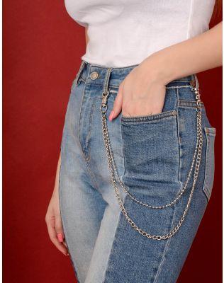 Ланцюжок подвійний на джинси та одяг   238830-05-XX