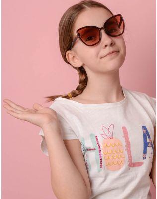 Окуляри лисенята дитячі сонцезахисні | 236184-12-XX