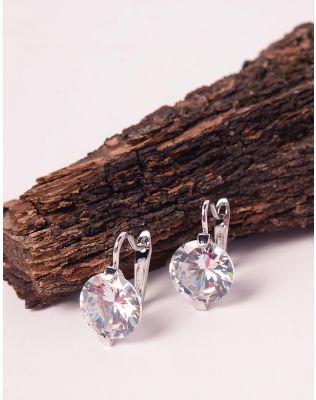 Сережки з кристалами | 239808-06-XX