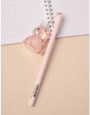 Ручка з брелоком єдинорогом | 237939-14-XX