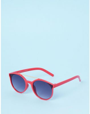 Окуляри дитячі сонцезахисні з містком | 236185-15-XX