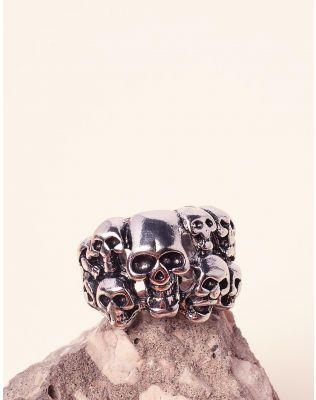 ПЕрстень з черепами | 237812-10-XX